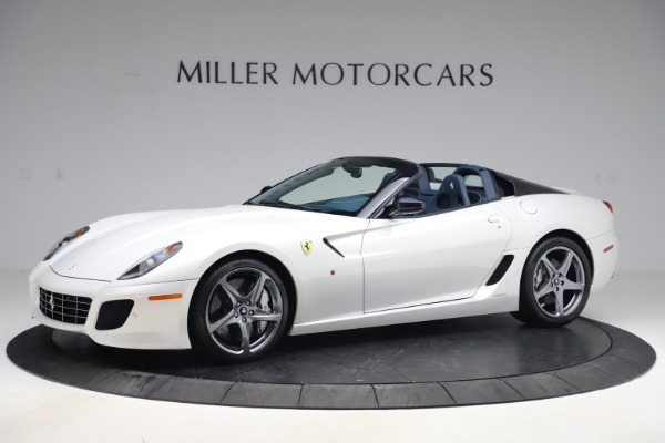 Used 2011 Ferrari 599 SA Aperta for sale $1,379,000 at Aston Martin of Greenwich in Greenwich CT 06830 1