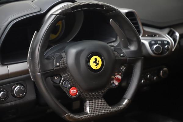 Used 2012 Ferrari 458 Italia for sale Sold at Aston Martin of Greenwich in Greenwich CT 06830 20