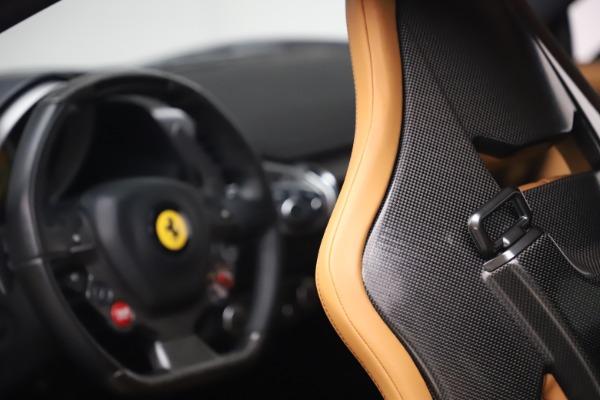 Used 2012 Ferrari 458 Italia for sale Sold at Aston Martin of Greenwich in Greenwich CT 06830 22