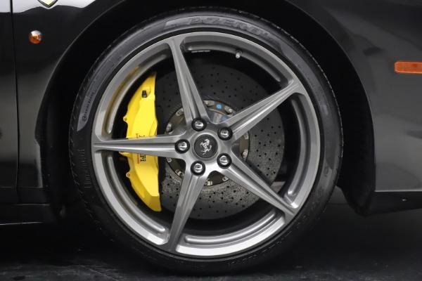 Used 2012 Ferrari 458 Italia for sale Sold at Aston Martin of Greenwich in Greenwich CT 06830 23