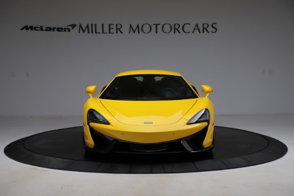 Used 2016 McLaren 570S Coupe for sale $139,900 at Aston Martin of Greenwich in Greenwich CT 06830 10