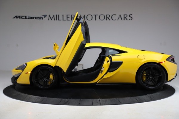 Used 2016 McLaren 570S Coupe for sale $139,900 at Aston Martin of Greenwich in Greenwich CT 06830 13