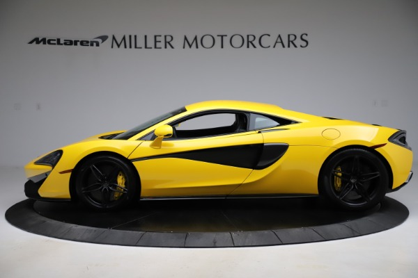 Used 2016 McLaren 570S Coupe for sale $139,900 at Aston Martin of Greenwich in Greenwich CT 06830 2