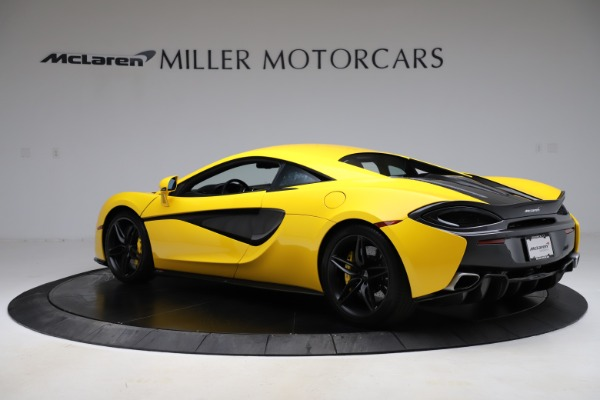 Used 2016 McLaren 570S Coupe for sale $139,900 at Aston Martin of Greenwich in Greenwich CT 06830 3