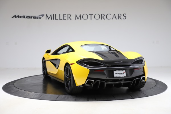 Used 2016 McLaren 570S Coupe for sale $139,900 at Aston Martin of Greenwich in Greenwich CT 06830 4