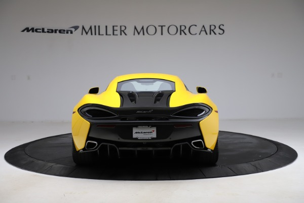 Used 2016 McLaren 570S Coupe for sale $139,900 at Aston Martin of Greenwich in Greenwich CT 06830 5