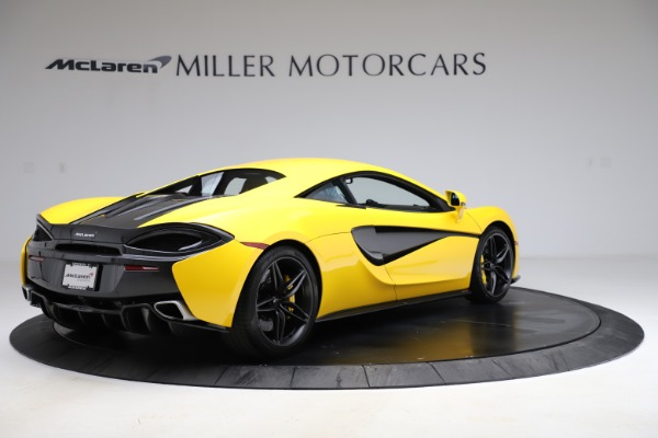 Used 2016 McLaren 570S Coupe for sale $139,900 at Aston Martin of Greenwich in Greenwich CT 06830 6