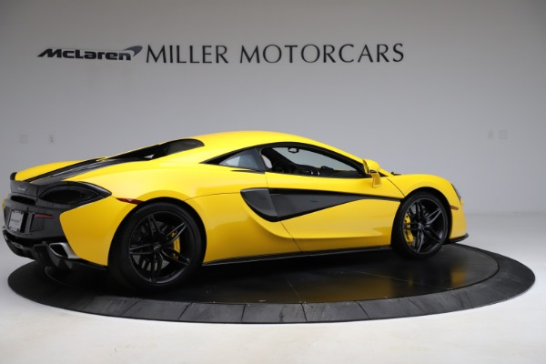 Used 2016 McLaren 570S Coupe for sale $139,900 at Aston Martin of Greenwich in Greenwich CT 06830 7