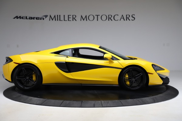 Used 2016 McLaren 570S Coupe for sale $139,900 at Aston Martin of Greenwich in Greenwich CT 06830 8