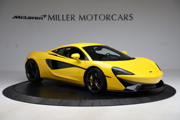 Used 2016 McLaren 570S Coupe for sale $139,900 at Aston Martin of Greenwich in Greenwich CT 06830 9