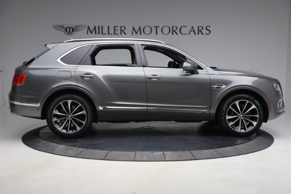 Used 2018 Bentley Bentayga W12 for sale $156,900 at Aston Martin of Greenwich in Greenwich CT 06830 10