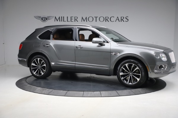 Used 2018 Bentley Bentayga W12 for sale $156,900 at Aston Martin of Greenwich in Greenwich CT 06830 11