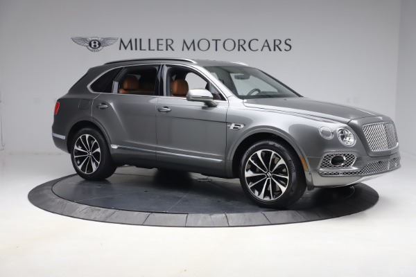 Used 2018 Bentley Bentayga W12 for sale $156,900 at Aston Martin of Greenwich in Greenwich CT 06830 12