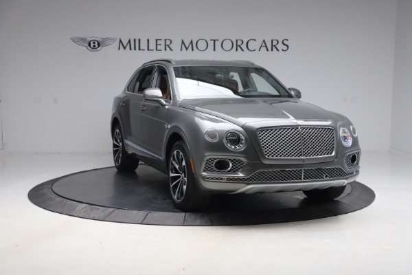 Used 2018 Bentley Bentayga W12 for sale $156,900 at Aston Martin of Greenwich in Greenwich CT 06830 13