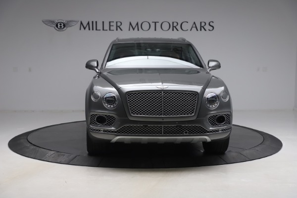Used 2018 Bentley Bentayga W12 for sale $156,900 at Aston Martin of Greenwich in Greenwich CT 06830 14