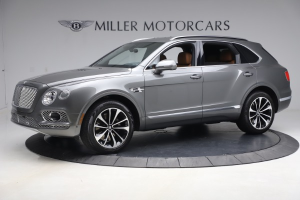 Used 2018 Bentley Bentayga W12 for sale $156,900 at Aston Martin of Greenwich in Greenwich CT 06830 2