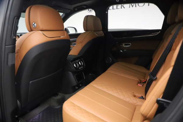 Used 2018 Bentley Bentayga W12 for sale $156,900 at Aston Martin of Greenwich in Greenwich CT 06830 23