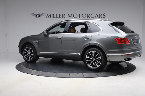 Used 2018 Bentley Bentayga W12 for sale $156,900 at Aston Martin of Greenwich in Greenwich CT 06830 4