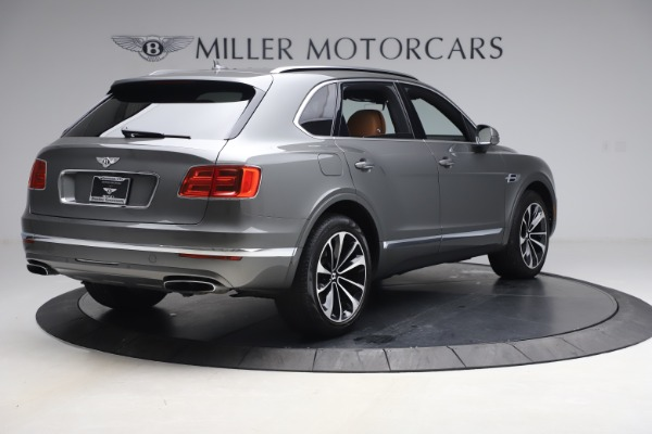 Used 2018 Bentley Bentayga W12 for sale $156,900 at Aston Martin of Greenwich in Greenwich CT 06830 8
