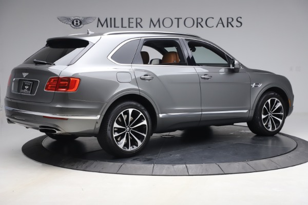 Used 2018 Bentley Bentayga W12 for sale $156,900 at Aston Martin of Greenwich in Greenwich CT 06830 9