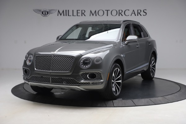 Used 2018 Bentley Bentayga W12 for sale $156,900 at Aston Martin of Greenwich in Greenwich CT 06830 1