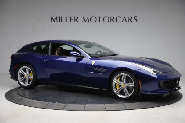 Used 2019 Ferrari GTC4Lusso for sale Sold at Aston Martin of Greenwich in Greenwich CT 06830 10
