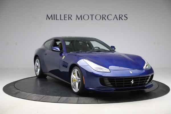 Used 2019 Ferrari GTC4Lusso for sale Sold at Aston Martin of Greenwich in Greenwich CT 06830 11
