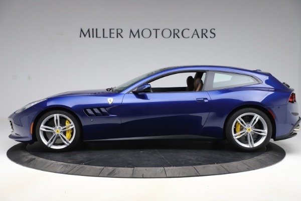 Used 2019 Ferrari GTC4Lusso for sale Sold at Aston Martin of Greenwich in Greenwich CT 06830 3