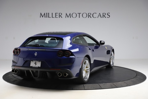 Used 2019 Ferrari GTC4Lusso for sale Sold at Aston Martin of Greenwich in Greenwich CT 06830 7