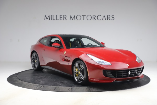 Used 2019 Ferrari GTC4Lusso for sale Call for price at Aston Martin of Greenwich in Greenwich CT 06830 11