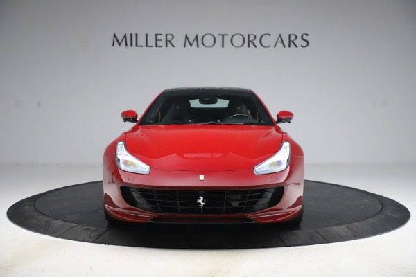 Used 2019 Ferrari GTC4Lusso for sale Call for price at Aston Martin of Greenwich in Greenwich CT 06830 12