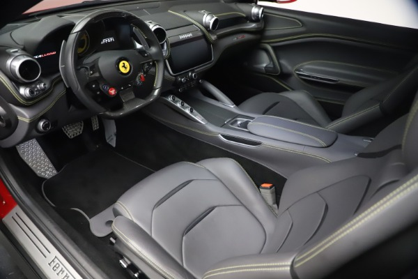 Used 2019 Ferrari GTC4Lusso for sale Call for price at Aston Martin of Greenwich in Greenwich CT 06830 13
