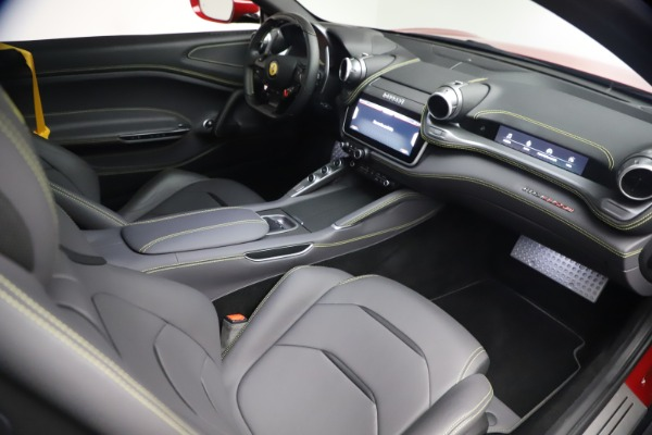 Used 2019 Ferrari GTC4Lusso for sale Call for price at Aston Martin of Greenwich in Greenwich CT 06830 17