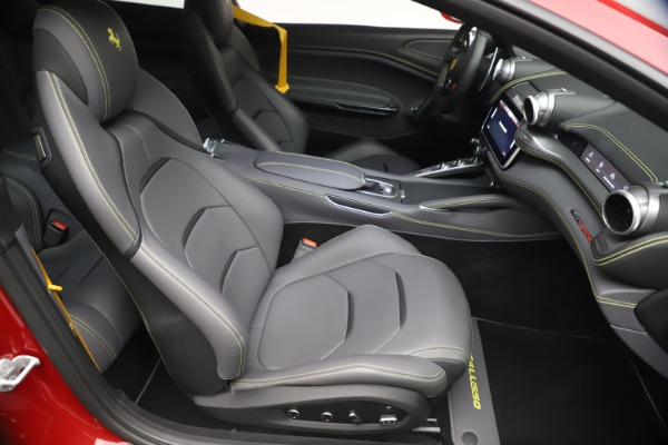 Used 2019 Ferrari GTC4Lusso for sale Call for price at Aston Martin of Greenwich in Greenwich CT 06830 18