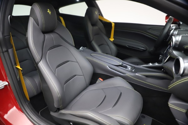 Used 2019 Ferrari GTC4Lusso for sale Call for price at Aston Martin of Greenwich in Greenwich CT 06830 19