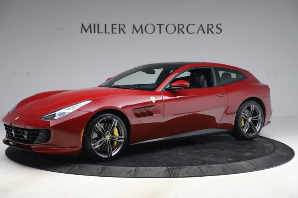Used 2019 Ferrari GTC4Lusso for sale Call for price at Aston Martin of Greenwich in Greenwich CT 06830 2