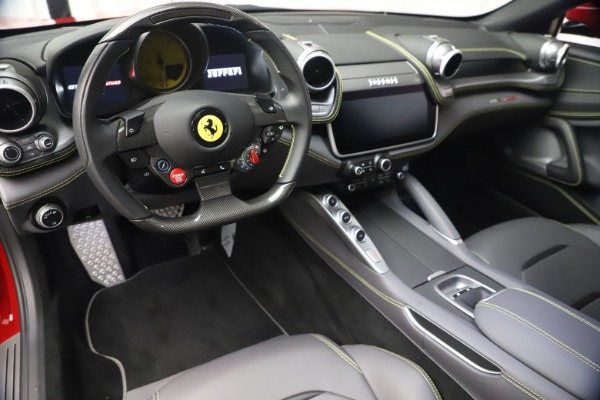 Used 2019 Ferrari GTC4Lusso for sale Call for price at Aston Martin of Greenwich in Greenwich CT 06830 21
