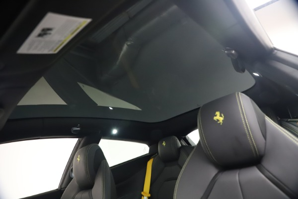 Used 2019 Ferrari GTC4Lusso for sale Call for price at Aston Martin of Greenwich in Greenwich CT 06830 22