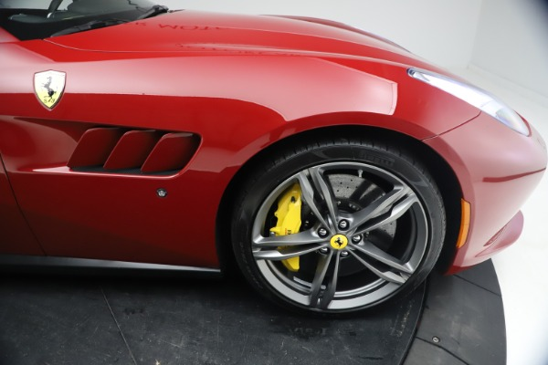 Used 2019 Ferrari GTC4Lusso for sale Call for price at Aston Martin of Greenwich in Greenwich CT 06830 24