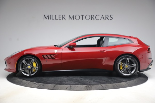 Used 2019 Ferrari GTC4Lusso for sale Call for price at Aston Martin of Greenwich in Greenwich CT 06830 3