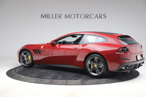 Used 2019 Ferrari GTC4Lusso for sale Call for price at Aston Martin of Greenwich in Greenwich CT 06830 4