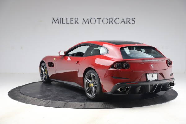 Used 2019 Ferrari GTC4Lusso for sale Call for price at Aston Martin of Greenwich in Greenwich CT 06830 5