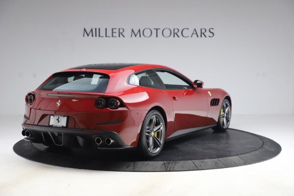 Used 2019 Ferrari GTC4Lusso for sale Call for price at Aston Martin of Greenwich in Greenwich CT 06830 7