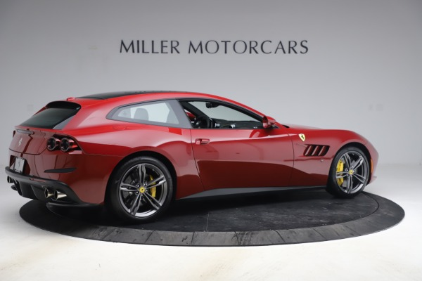 Used 2019 Ferrari GTC4Lusso for sale Call for price at Aston Martin of Greenwich in Greenwich CT 06830 8