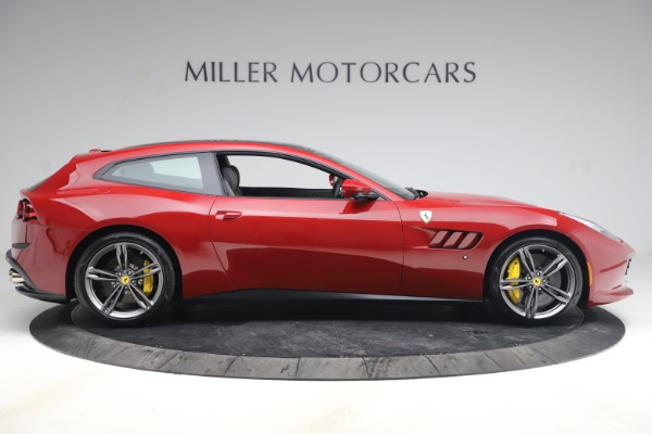 Used 2019 Ferrari GTC4Lusso for sale Call for price at Aston Martin of Greenwich in Greenwich CT 06830 9