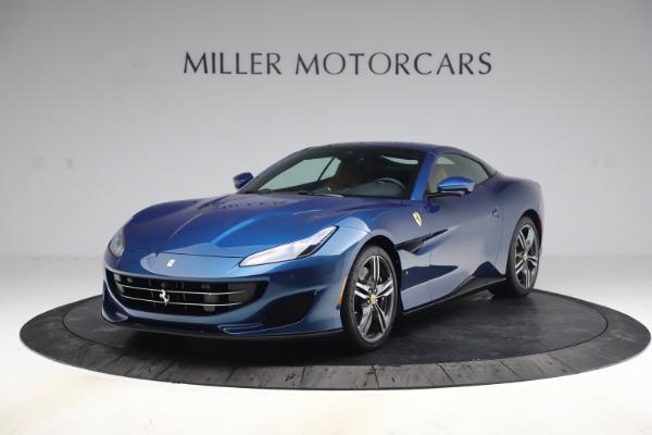 Used 2020 Ferrari Portofino for sale Call for price at Aston Martin of Greenwich in Greenwich CT 06830 13