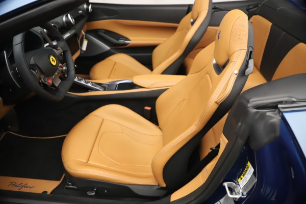 Used 2020 Ferrari Portofino for sale Call for price at Aston Martin of Greenwich in Greenwich CT 06830 20