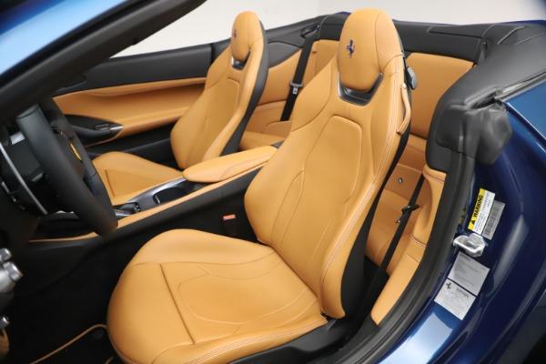 Used 2020 Ferrari Portofino for sale Call for price at Aston Martin of Greenwich in Greenwich CT 06830 21