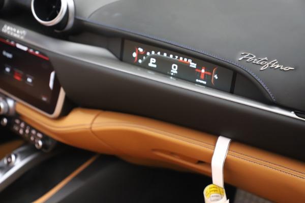 Used 2020 Ferrari Portofino for sale Call for price at Aston Martin of Greenwich in Greenwich CT 06830 27