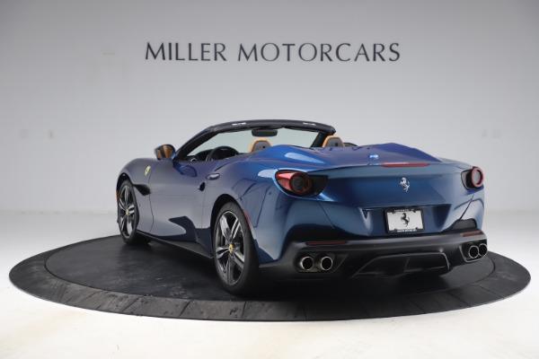 Used 2020 Ferrari Portofino for sale Call for price at Aston Martin of Greenwich in Greenwich CT 06830 5